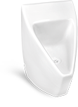 EcoStep P1 waterless urinal