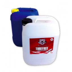 Tubefree drain cleaner