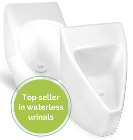 Waterless Urinals